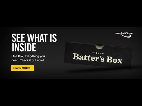 JustBats.com Batter's Box