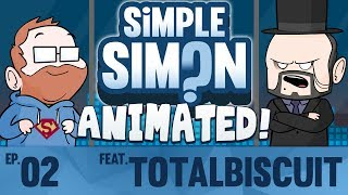 Simple Simon Animated Ep. 2 Ft. Totalbiscuit - Polaris