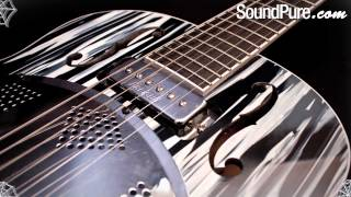 Reso-Dude Riverside Electric Resonator Guitar | Halloween Special