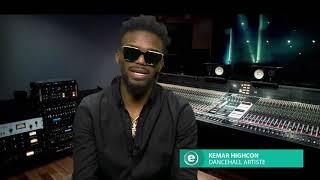 Kemar Highcon Interview  | E-Live | CVMTV