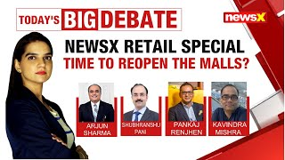 NEWSX RETAIL SPECIAL: TIME TO REPONE THE MALLS? | NewsX - NEWSXLIVE