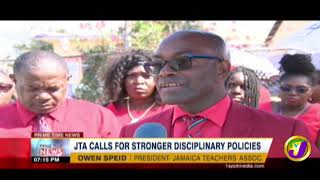 TVJ News: Teachers Tired of the Disrespect - January 30, 2020