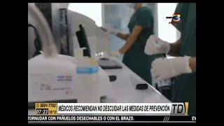 Médicos temen brote de Covid-19 en Quetzaltenango