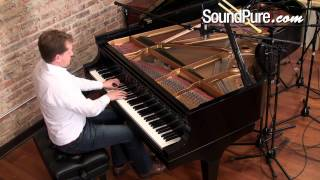 Grand Piano Microphone Shootout -- Schoeps v Miktek v Peluso v CharterOak
