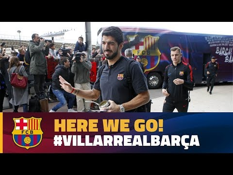 The trip to Villarreal