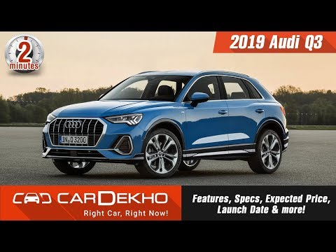 2019 Audi Q3 | Features, Specs, Expected Price, Launch Date & more! | #In2Mins