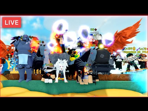🔴LIVE--ROBLOX-All-Star-Tower-D