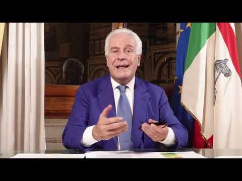 Giani - Aggiornamenti sulla situazione Covid-19 in Toscana (27.11.20)