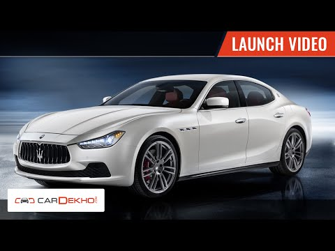 Maserati Launch in India | CarDekho.com