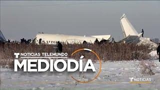 Noticias Telemundo Mediodía, 27 de diciembre 2019   Noticias Telemundo