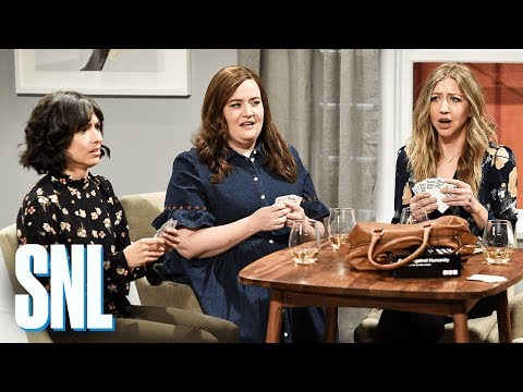 connectYoutube - Girlfriends Game Night - SNL