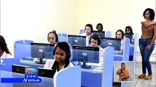Celebran en Cuba aniversario 59 de la Educación de jóvenes y adultos