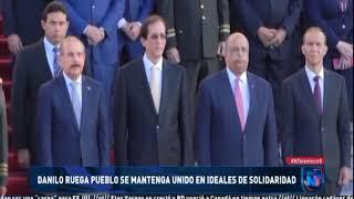 Danilo Ruega pueblo se mantenga unido en ideales de solidaridad #EmisiónEstelar 25 febrero 2020