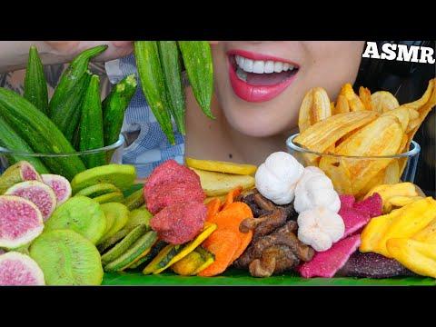 ASMR-CRUNCHY-HEALTHY-FRUIT-VEG