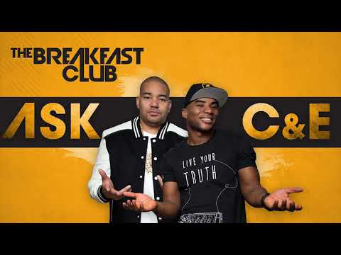 connectYoutube - Charlamagne and DJ Envy Give Relationship Advice To Breakfast Club Callers