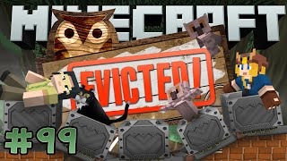 Minecraft: Evicted! #99 - DumbleDaz! (Yogscast Complete Mod Pack)
