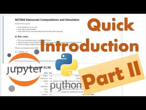 Scientific-Python-1.2:-Basics-