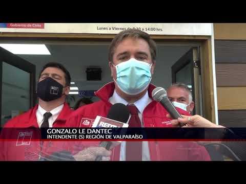 22 FEB 2021 INAUGURARON OFICINA DE REGISTRO CIVIL EN ALGARROBO