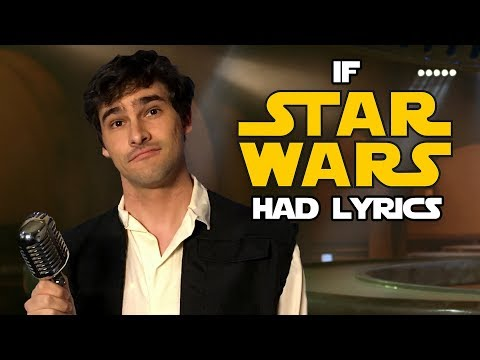 connectYoutube - If the Star Wars Cantina Song Had Lyrics (Parody)