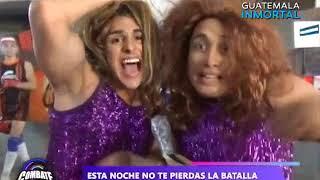 Ana Paula y Edgar, nuestros campeones de talento