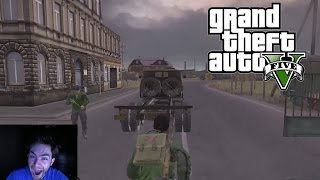 GRAND THEFT AUTO (DayZ Car Jack / DayZ Car Funny Moments)