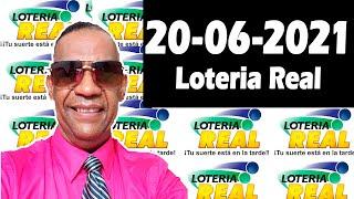 Resultados y Comentarios LOTERIA REAL 20-06-2021 (CON JOSEPH TAVAREZ)