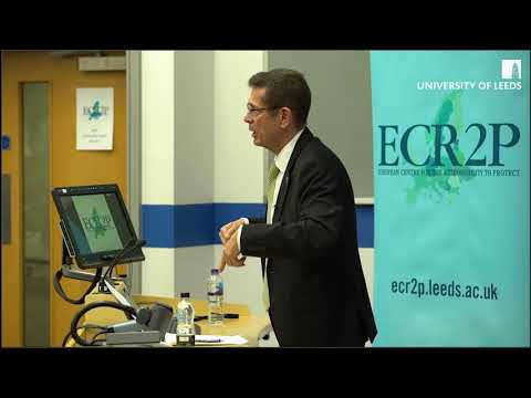 The European Centre for the Responsibility to Protect 2017 Annual Lecture - Dr Ivan Šimonović