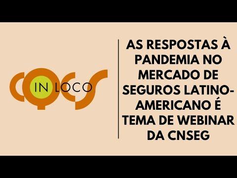Imagem post: As respostas à pandemia no mercado de seguros latino-americano é tema de webinar da CNseg