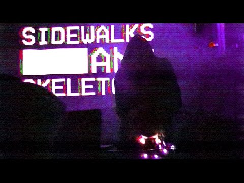 sidewalks skeletons announcements notifications