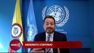 15 excombatientes han sido asesinados durante la cuarentena, según misión de verificación de la ONU