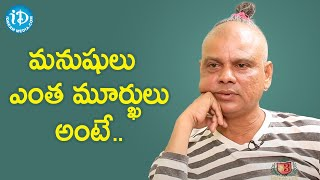 Rakesh Master about his Ideologies | Talking Movies with iDream | iDream Movies - IDREAMMOVIES