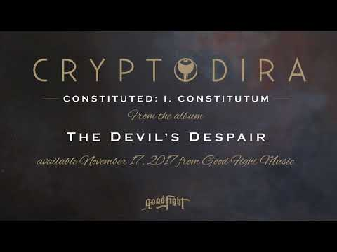 Cryptodira - Constituted: i. Constitutum [OFFICIAL STREAM]