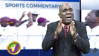 TVJ Sports Commentary: West Indies vs England - July 7 2020