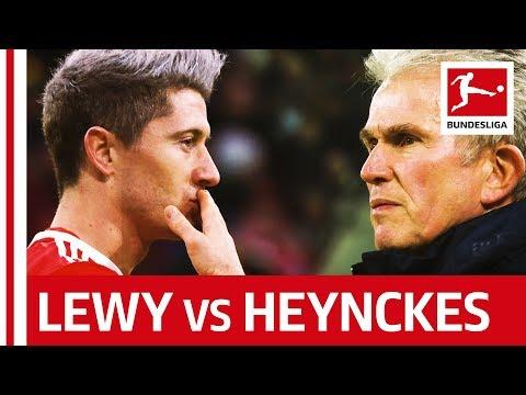 Lewandowski vs. Heynckes: The home game scoring machines