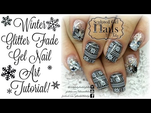 Download youtube mp3 sugared snowflake gel nail art tutorial download youtube to mp3 winter glitter fade gel nail art tutorial prinsesfo Image collections