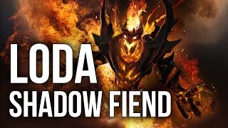 Loda Shadow Fiend Ranked Matchmaking Dota 2