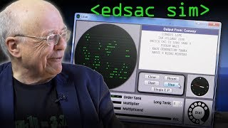 EDSAC Simulator - Computerphile