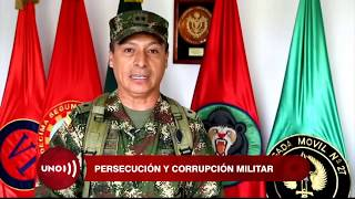 Denuncias de senadores por corrupción de oficiales militares, en debate en Congreso con minDefensa