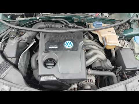Volkswagen Passat 2001 m dalys