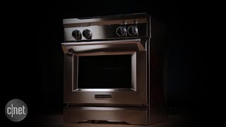 Take a look at how we test ovens