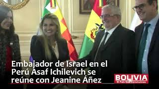 RELACIONES BOLIVIA ISRAEL