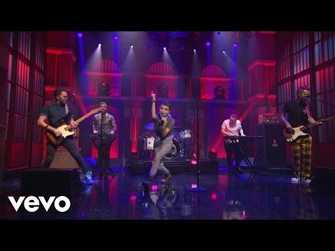 connectYoutube - MisterWives - Hurricane (Live From Late Night With Seth Meyers)