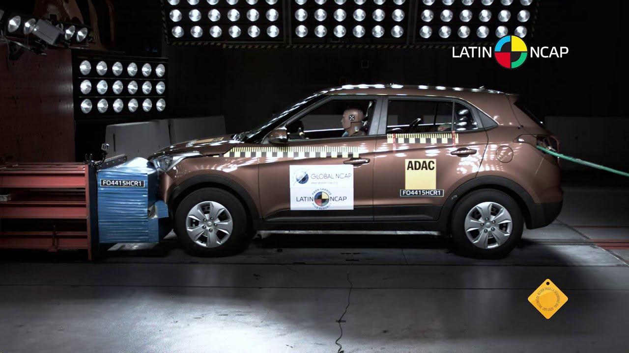 Hyundai Creta + 2 Airbag -NCAP