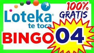 RESULTADOS de HOY...! ((( 04 ))) BINGO hoy..! loteria LOTEKA HOY..!! GANAR LAS LOTERIAS PARA HOY..!