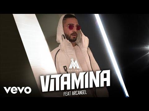 Maluma - Vitamina (Audio) ft. Arcángel