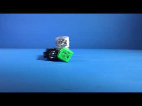Cubelets Robot: Bumble-n-Tumble