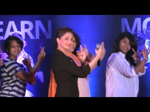 Madhuri Dixit Turns Choreographer!