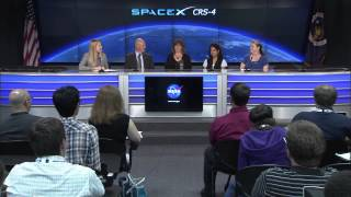 SpaceX CRS-4 Model Organisms Cargo Previewed