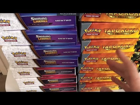 connectYoutube - MASSIVE POKEMON CARDS HAUL FROM BARNES AND NOBLE! - Opening Pokemon Boxes From The Store!
