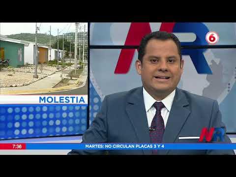 Problemas con tanques sépticos afectan casas recién entregadas en Hojancha de Guanacaste
